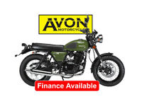 HERALD CLASSIC 250 - RETRO - CLASSIC 250 - A2 LICENCE - SAVING £440 OFF RRP