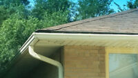 Eaves Trough Cleaning