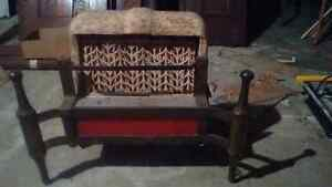 Vintage gas fireplace insert Cambridge Kitchener Area image 1
