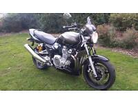 Yamaha XJR1300 Low miles PX UK Delivery