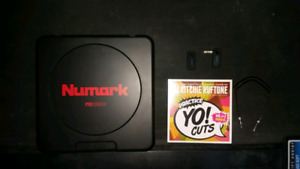Numark pt-01 scratch for sale