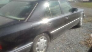 1993 MERCEDES 420, W124 MODEL, PARTING OUT