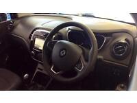 2017 Renault CAPTUR 1.5 dCi 90 Dynamique Nav 5dr 1 Manual Diesel Hatchback