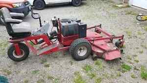 Exmark turf Ranger 60 inch 3 wheeler