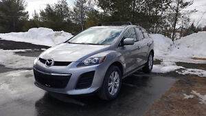 2011 Mazda CX-7 AWD! LEATHER, SUNROOF!