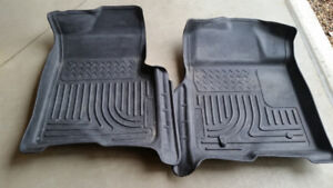 Weather Beater Floor Mat Liners - Fits 2009-2014 Ford F150