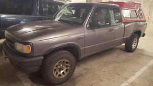 Price reduced! 1997 Mazda B-Series Truck 4x4 $1200 OBO