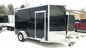 2014 6x12 Cargo Trailer High Country (aluminum) Extra Tall Roof
