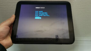 10 inch Android HP Touchpad Tablet and WebOS