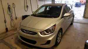 2014 HYUNDAI ACCENT LOW KMS $8450$