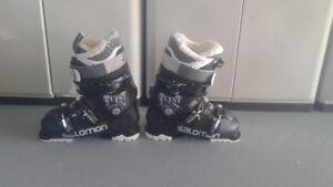 Bottes de ski alpin Salomon Quest acces W70 grandeur 26 FEMME