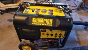 generatrice champion 9000 neuve