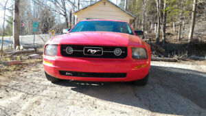 2006 Ford Mustang Manuelle