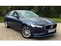 2018 Volvo S90 D4 Momentum Pro With Sunroof a Automatic Diesel Saloon