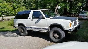1992 GMC Jimmy SUV, Crossover