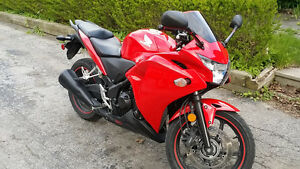 2013 CBR 250 with ABS