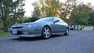 Safetied and Etested Honda Prelude