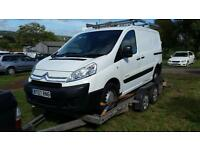 2007 Citroen Dispatch 1.6HDi ( 90 ) L1 H1 1000 SPARES OR REPAIRS ONLY