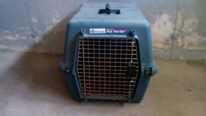 """Dog or cat Cage H 20.5"""" X W21"""" X L27"""""""