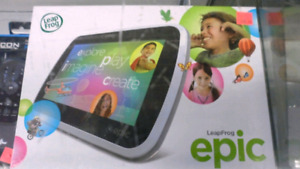 New Leap Frog Epic Children's Tablet