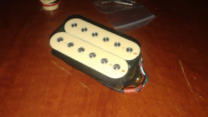 pickup de guitare humbucker hot alnico V