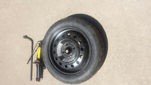 ford focus 2002 spare tire jack and wrench