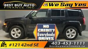 2011 Jeep Patriot 4WD 4dr ONLY $109 BI-WEEKLY PAYMENTS AND CASH