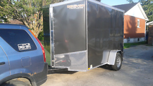 New 2016 6×10 utility trailer trade or sell!