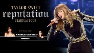 TAYLOR SWIFT TICKETS... MAKE AN OFFER!!!  GREAT SEATS