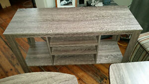 Coffee/end tables; TV unit: slipper chair Stratford Kitchener Area image 1