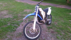 2004 Yamaha yz 250 with ownership