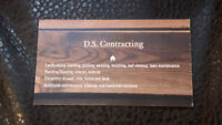 Painting/Staining - D.S. Contracting