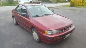 1994 Subaru Other Base Other