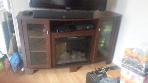 Fireplace/ Entertainment Center For Sale