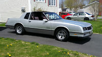 1988 Monte Carlo SS T-Top or sale