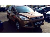 2014 Ford Kuga 2.0 TDCi Zetec 2WD Manual Diesel Estate