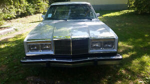 1986 Chrysler Fifth Avenue PRICE DROP