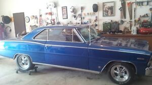 1966 Acadian Canso 327-4 speed