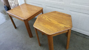 2 End Tables-can deliver