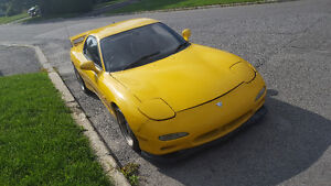 Looking to trade my 1992 Mazda RX-7