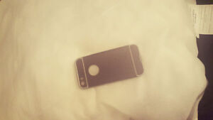 Iphone 5 And 5c dark grey cover