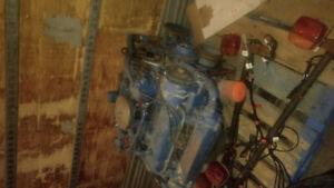 Chris Craft Engines.