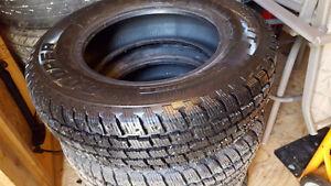 cooper winter tires 195/70 R14s St. John's Newfoundland image 1