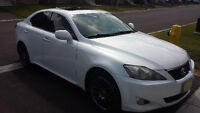 2007 Lexus IS AWD | LEATHER | SUNROOF NEW RIMS SEAT DVD PLAYER