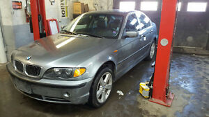 BMW 330 xi 2005 TRES PROPRE !!! 6500$ full equiped!