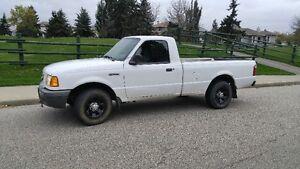 2001 Ford Ranger Base Pickup Truck
