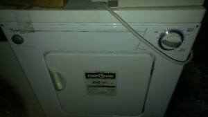 Whirlpool apartment sized portable dryer