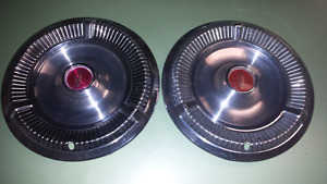 1964 Chrysler Newport 14 inch wheel covers hubcaps