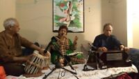 Indian Classical Music Lessons in Toronto, North York