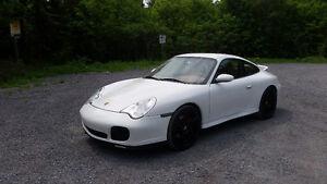 2003 Porsche 911 c4s Coupe (2 door)  24k as is no B/O